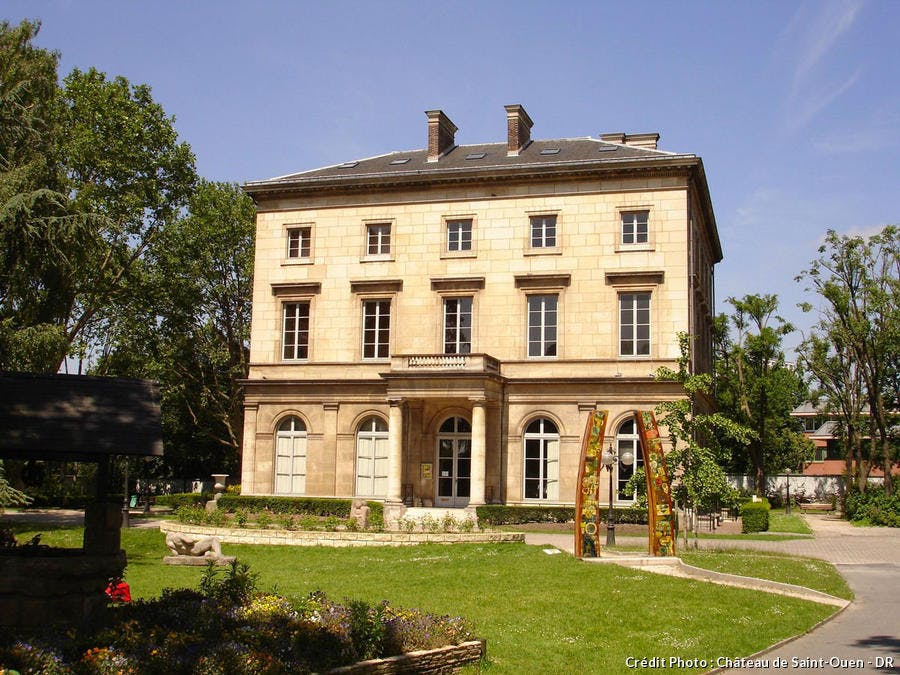 Le château de Saint-Ouen