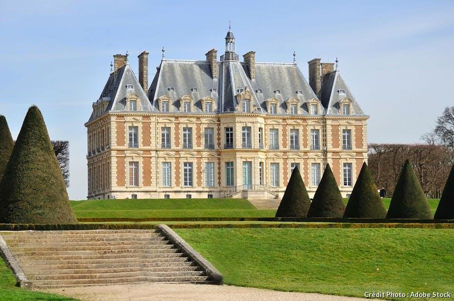 Le château de Sceaux, dans les Hauts-de-Seine