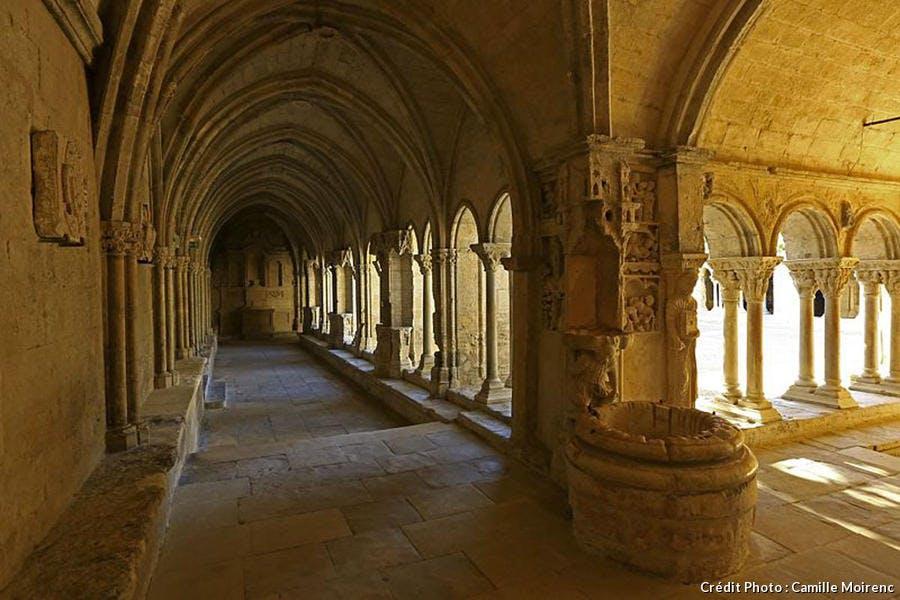 L'église de Saint-Trophime à Arles, ancienne cathédrale