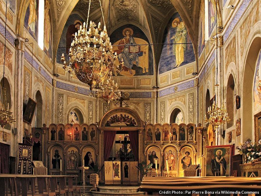 Eglise Saint Spiridon de Cargèse