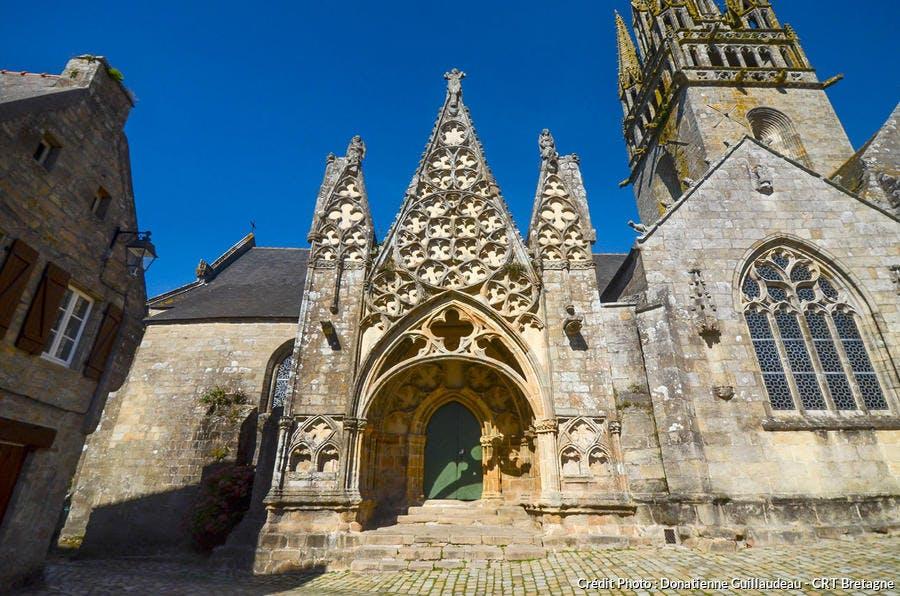 Eglise Notre-Dame-de-Roscudon à Pont-Croix