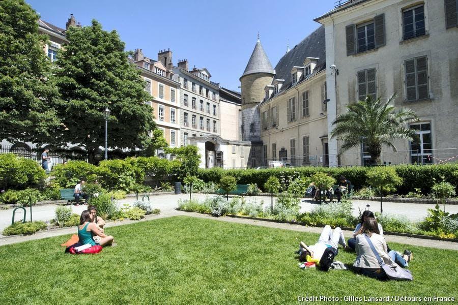 Hôtel des Lesdiguières à Grenoble