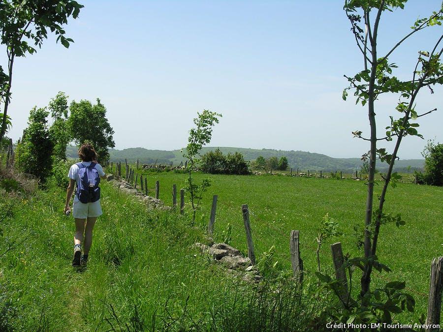 randonnée Aveyron