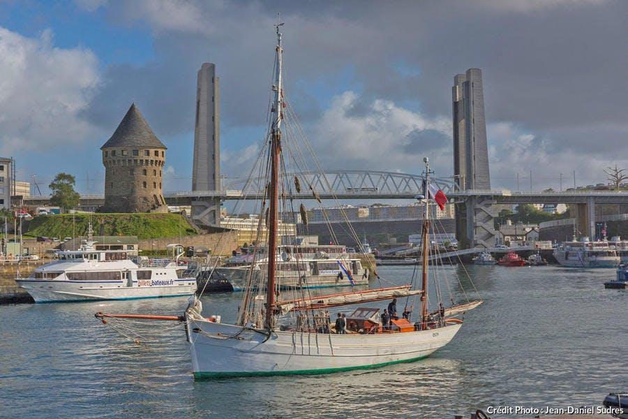 Le Mutin à Brest