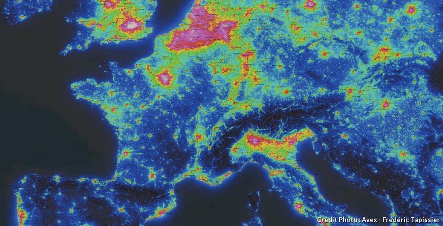 Carte Pollution Lumineuse Alsace.Regarder Les Etoiles Les 10 Meilleurs Spots En 2019