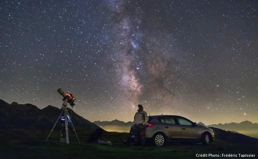 Observer les étoiles en Corse