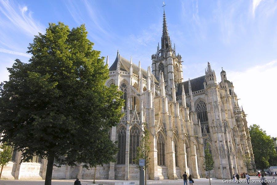 La Cathédrale Notre-Dame d'Evreux