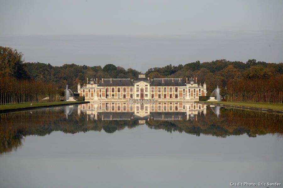 Château et jardin de Champ de bataille