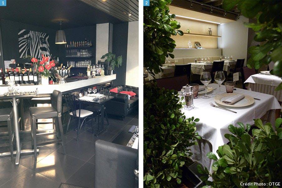 Restaurants Le Zèbre et La Gazette d'Evreux