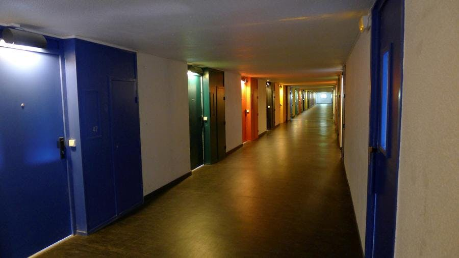 immeuble Le Corbusier