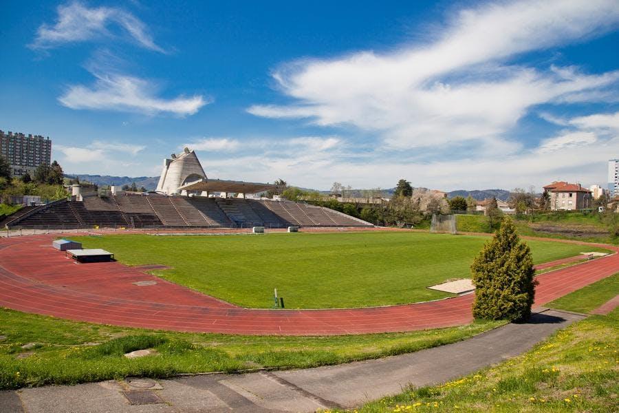 stade Le Corbusier