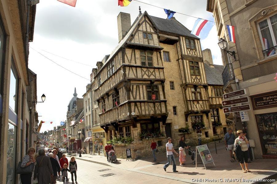 Bayeux cité médiévale