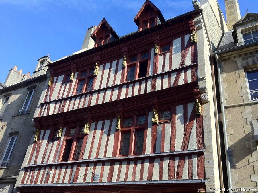 grand hotel d'Argouges à Bayeux