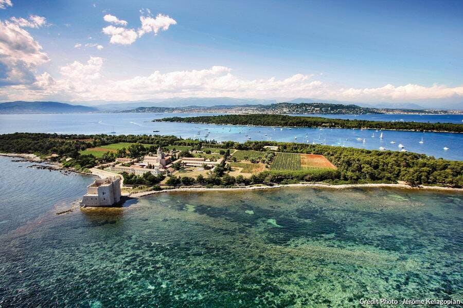 îles Lérins