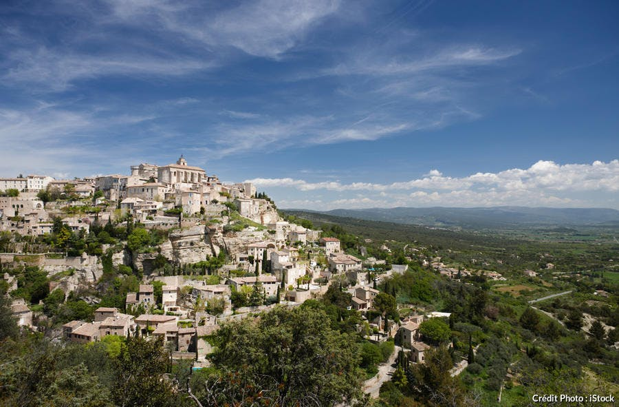 Panorama sur Gordes