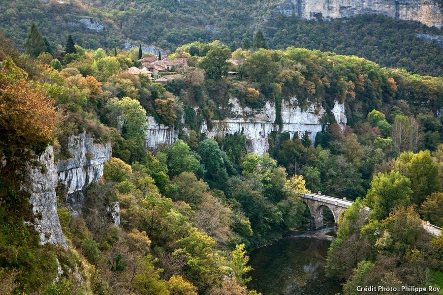 Gorges de l'Aveyron