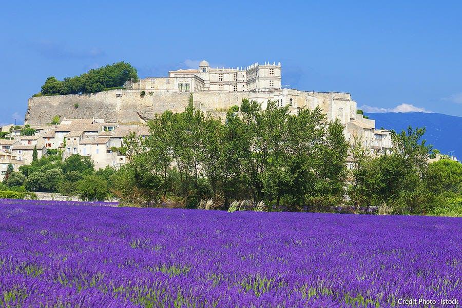 chateau de Grignan Drôme