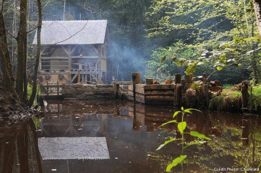 Moulin de Guédelon