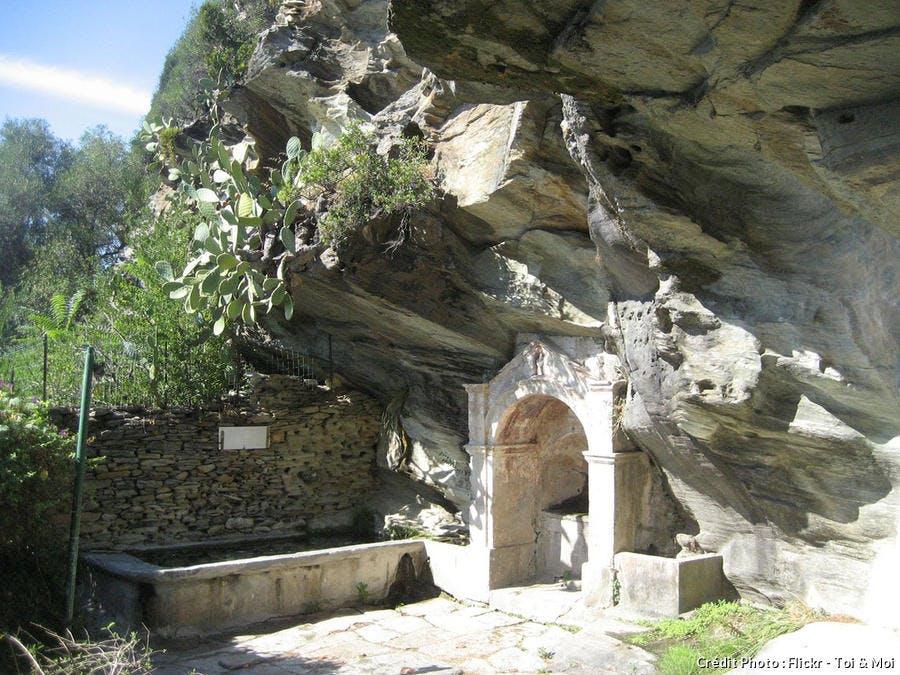La fontaine de Cannelle