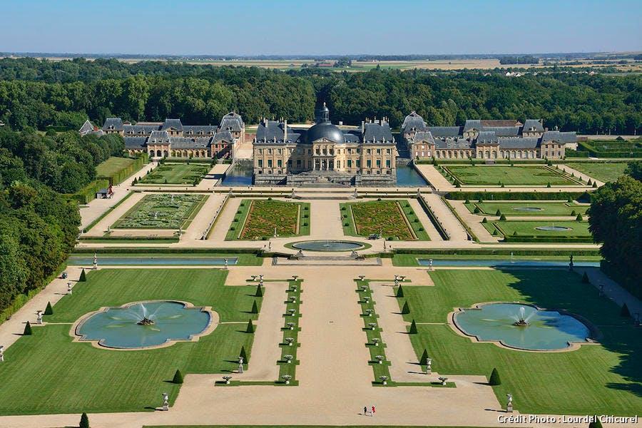 """Conférence Zoom en anglais : Vaux le Vicomte """"Fit for a King"""" @ par zoom"""