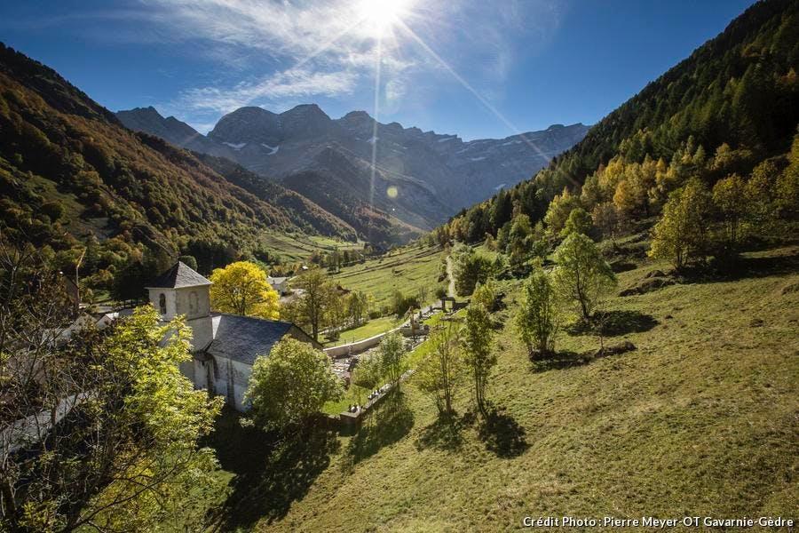 l'église de Gavarnie