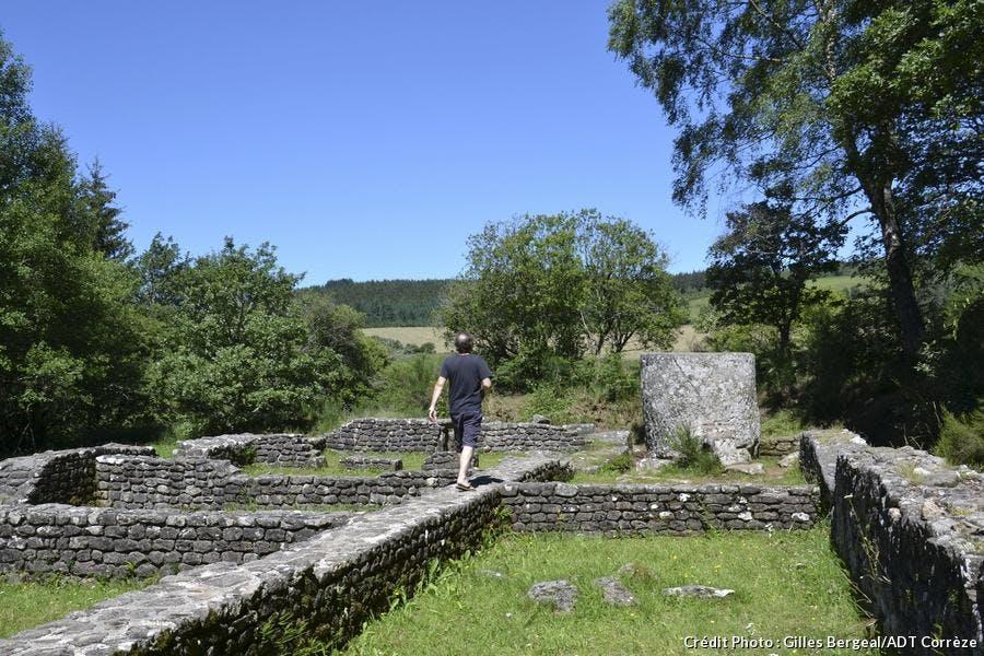 Le site gallo-romain de Cars