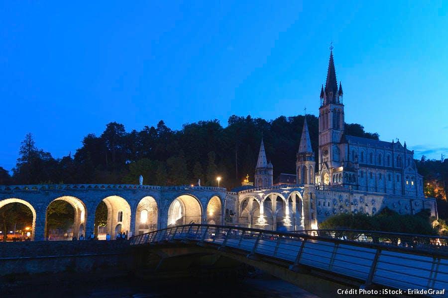 Abbaye de nuit