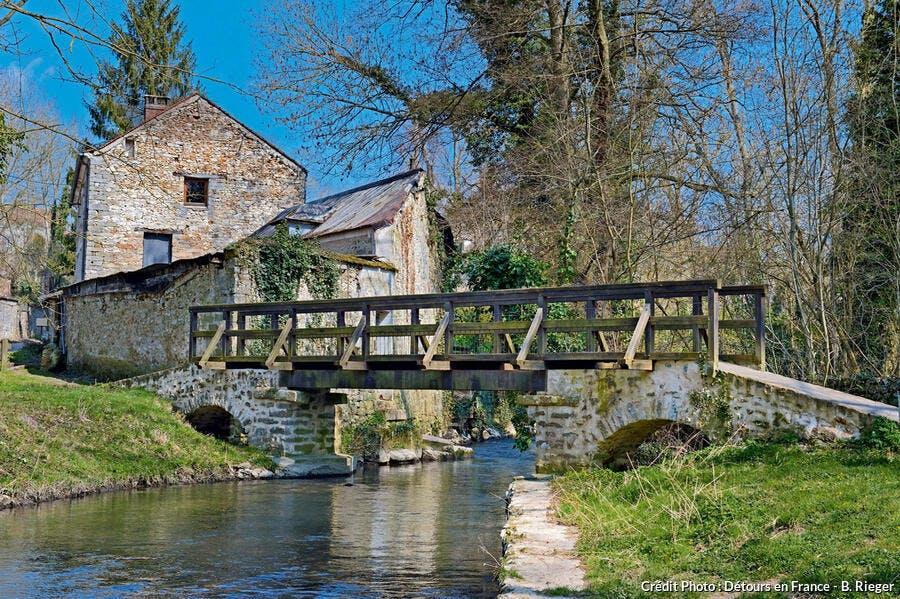 Pont du moulin