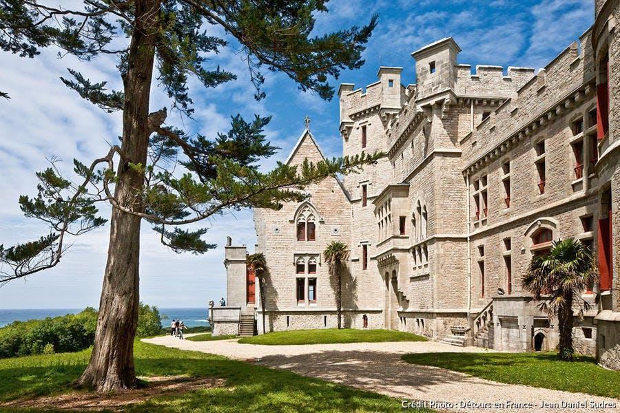 Château Abbadia à Hendaye