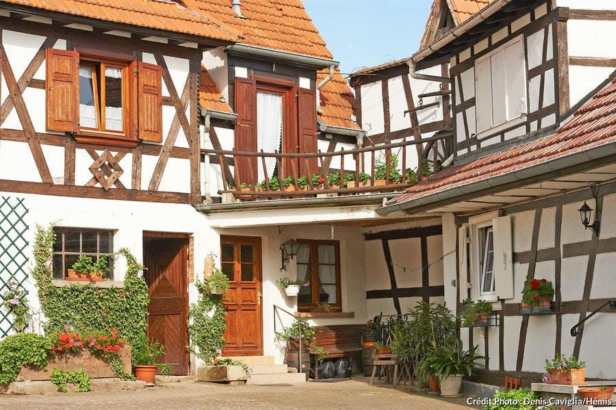 Maisons de Hunspach