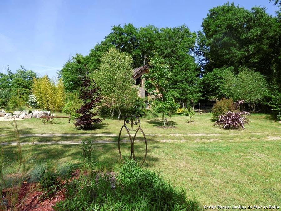 Jardin du Pré en Bulle