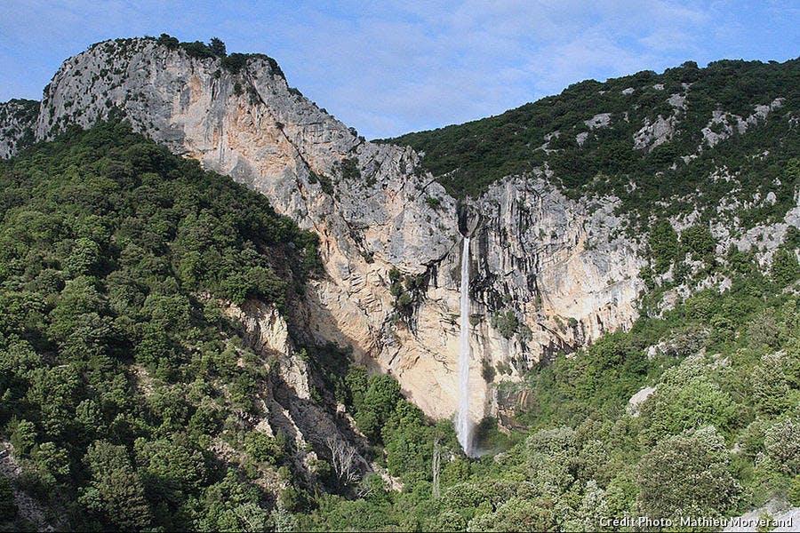 Cascade de Pissevieille