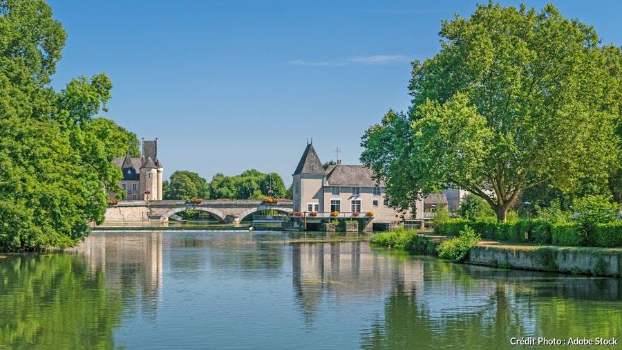 Château des Carmes à La Flèche