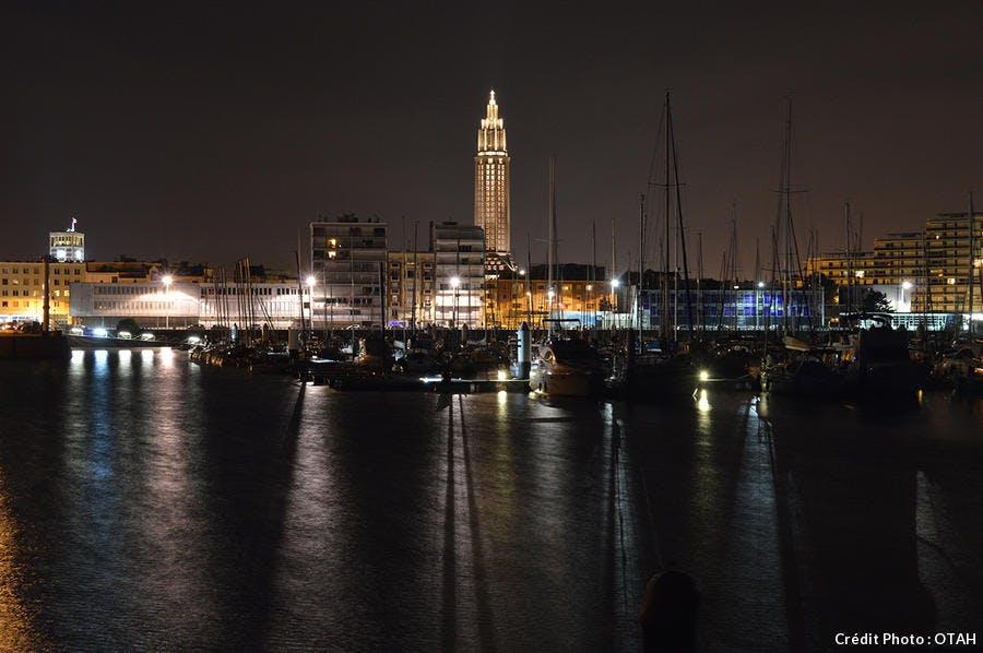 Le Havre de nuit