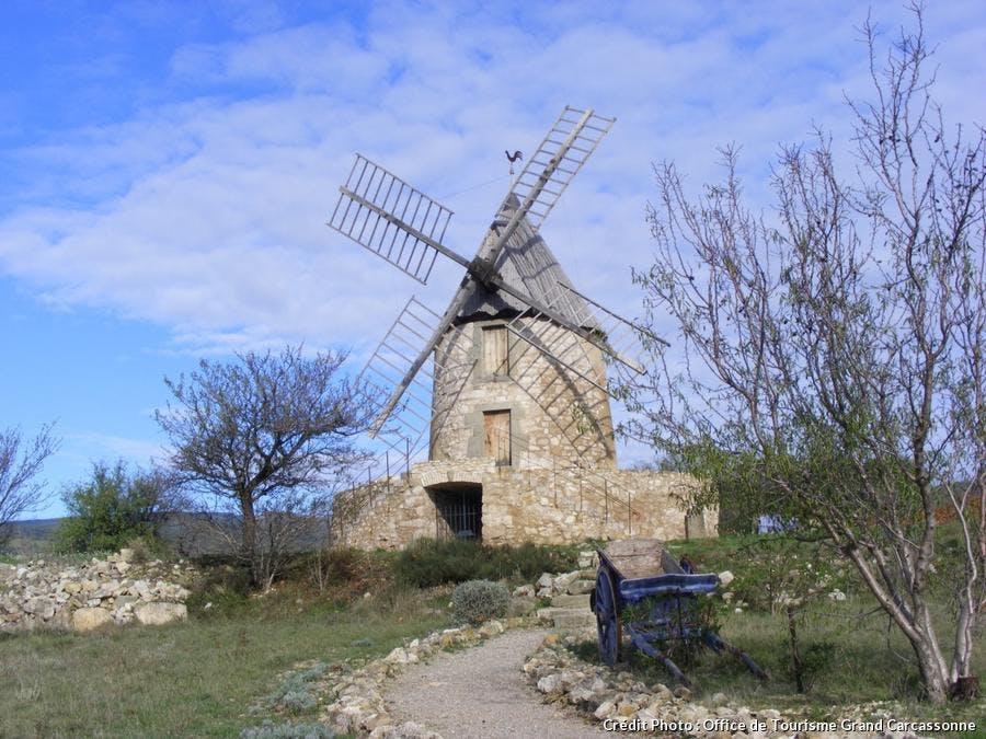 Moulin de Villeneuve Minervois