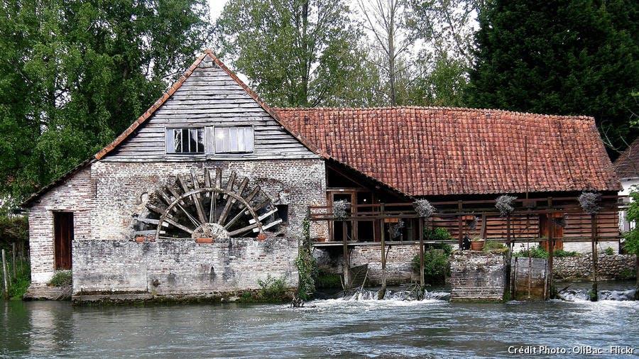 Moulin de Maintenay