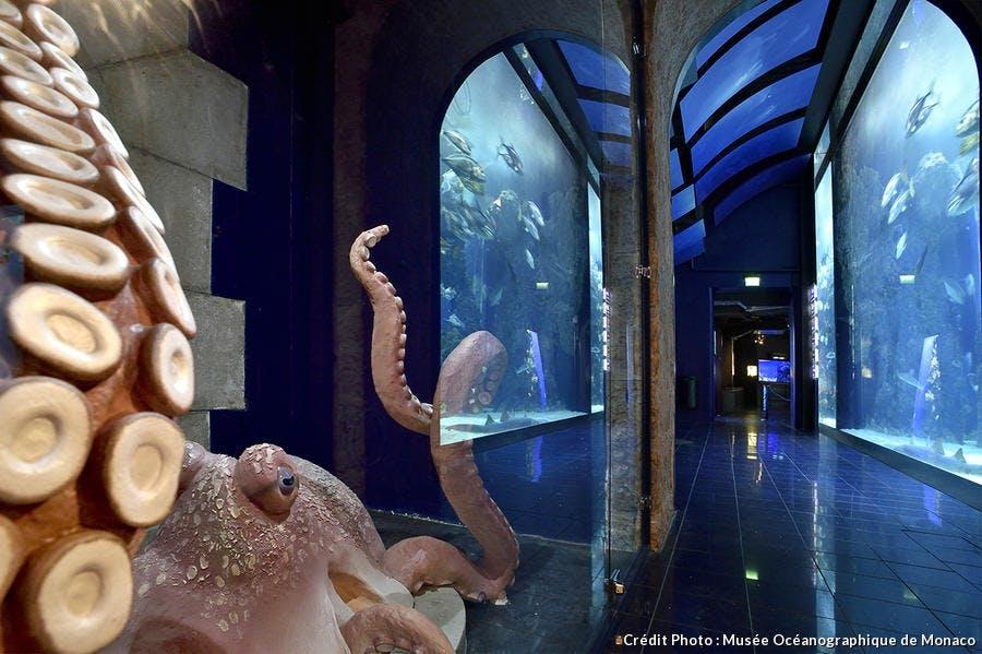 Le musée Océanographique de Monaco