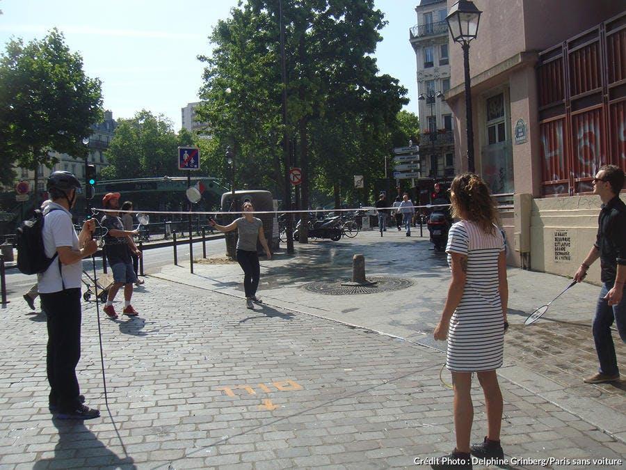 rue Poulmarch à Paris