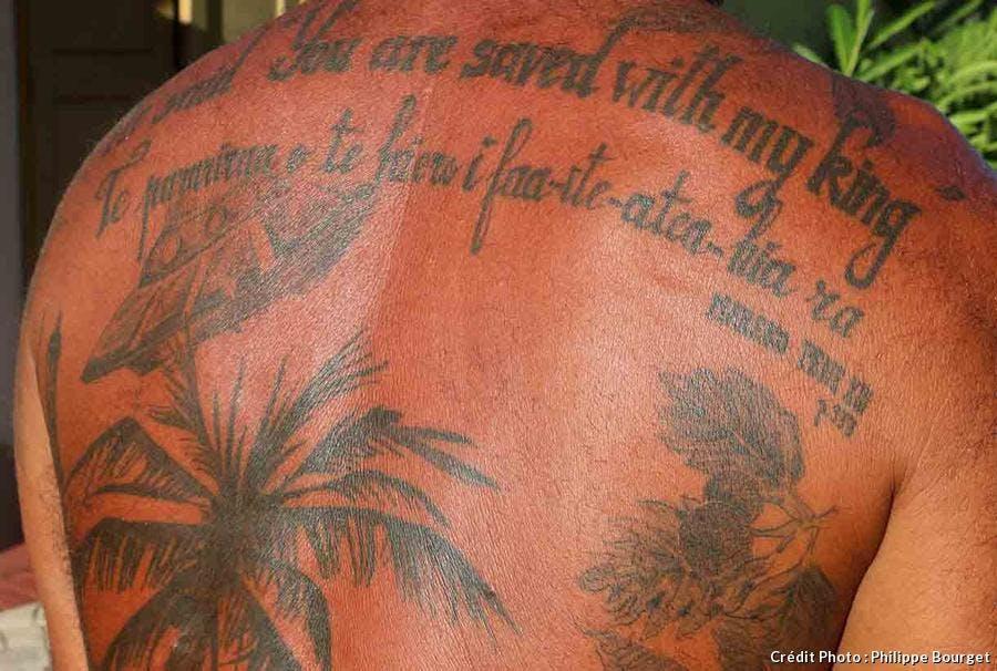 L'art du tatouage en Polynésie française