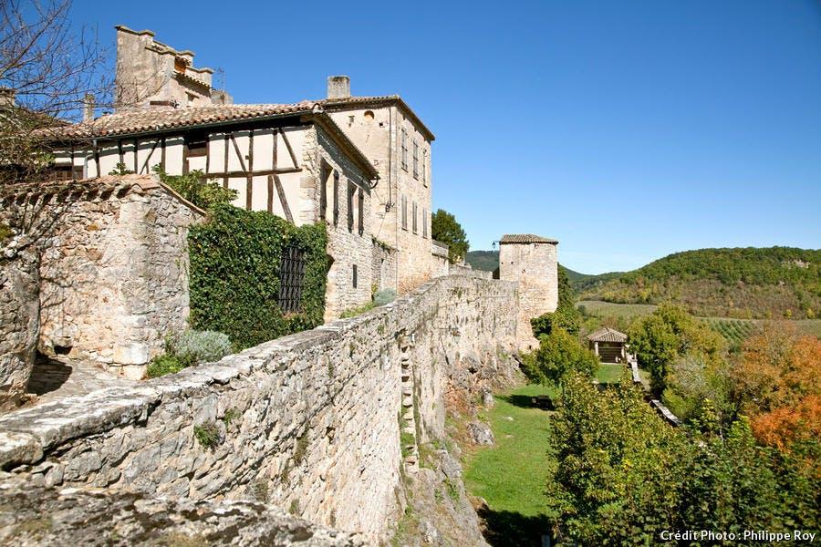 Remparts de Puycelsi