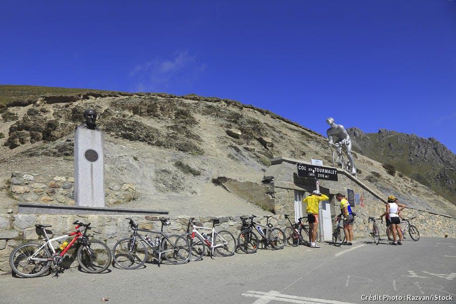 sommet du Tourmalet