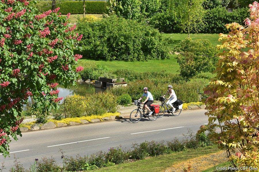 Vélo Francette Normande