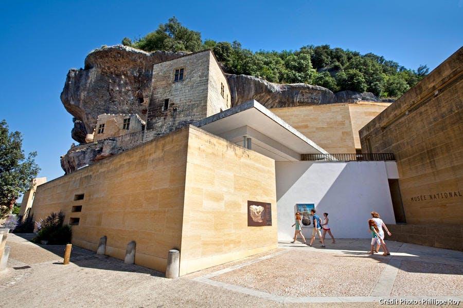 Le musée de la Préhistoire aux Eyziès