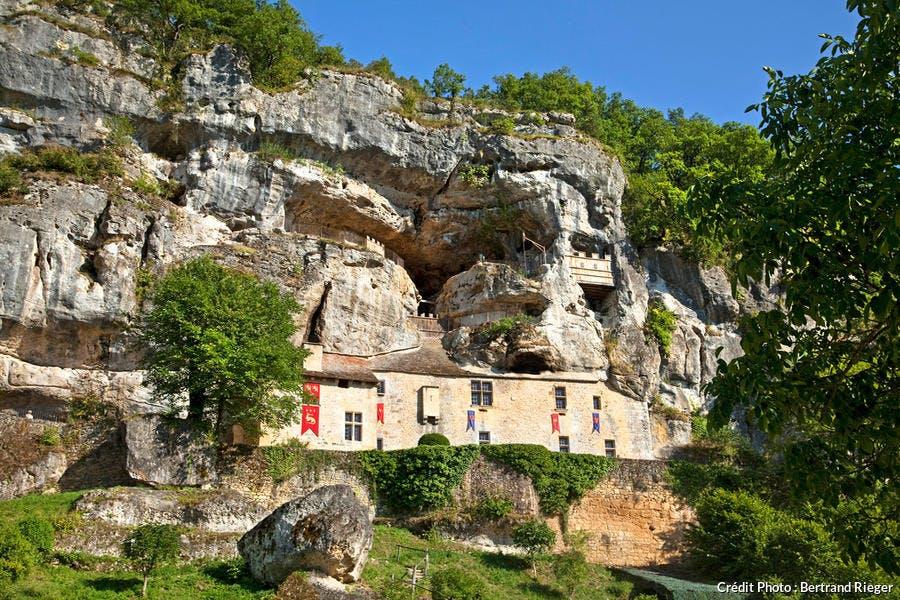 La maison forte de Reignac à Tursac