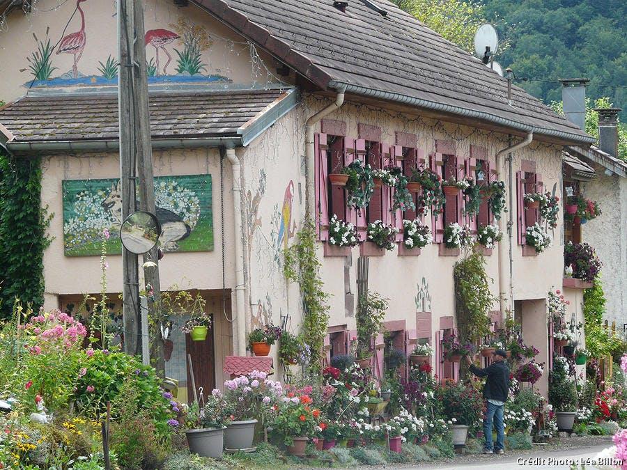 Maison à Faucogney