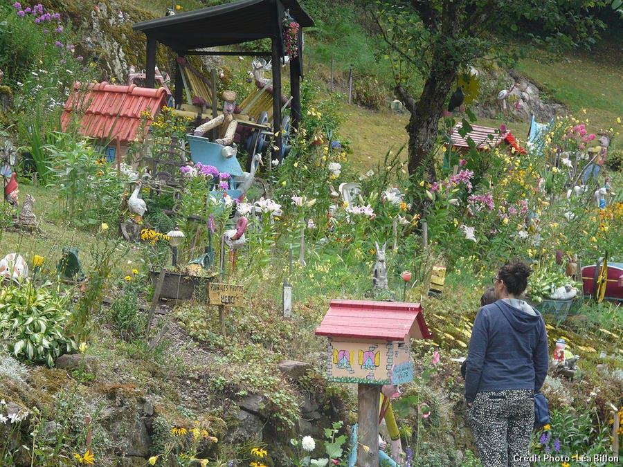 jardin à Faucogney