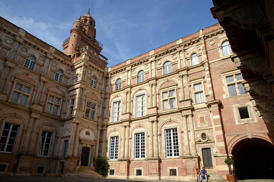 L'hôtel d'Assézat à Toulouse