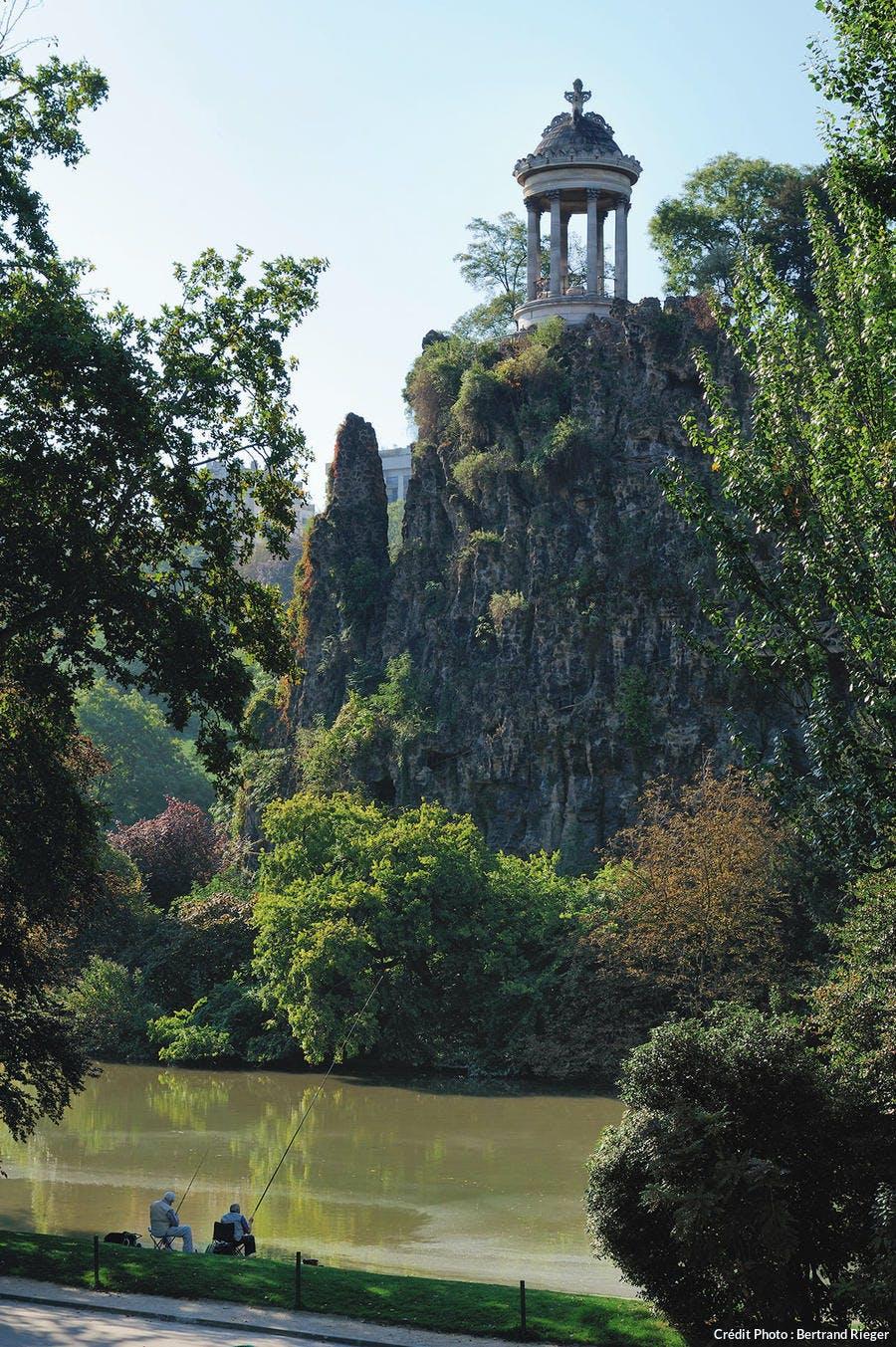 Le temple de la Sibylle