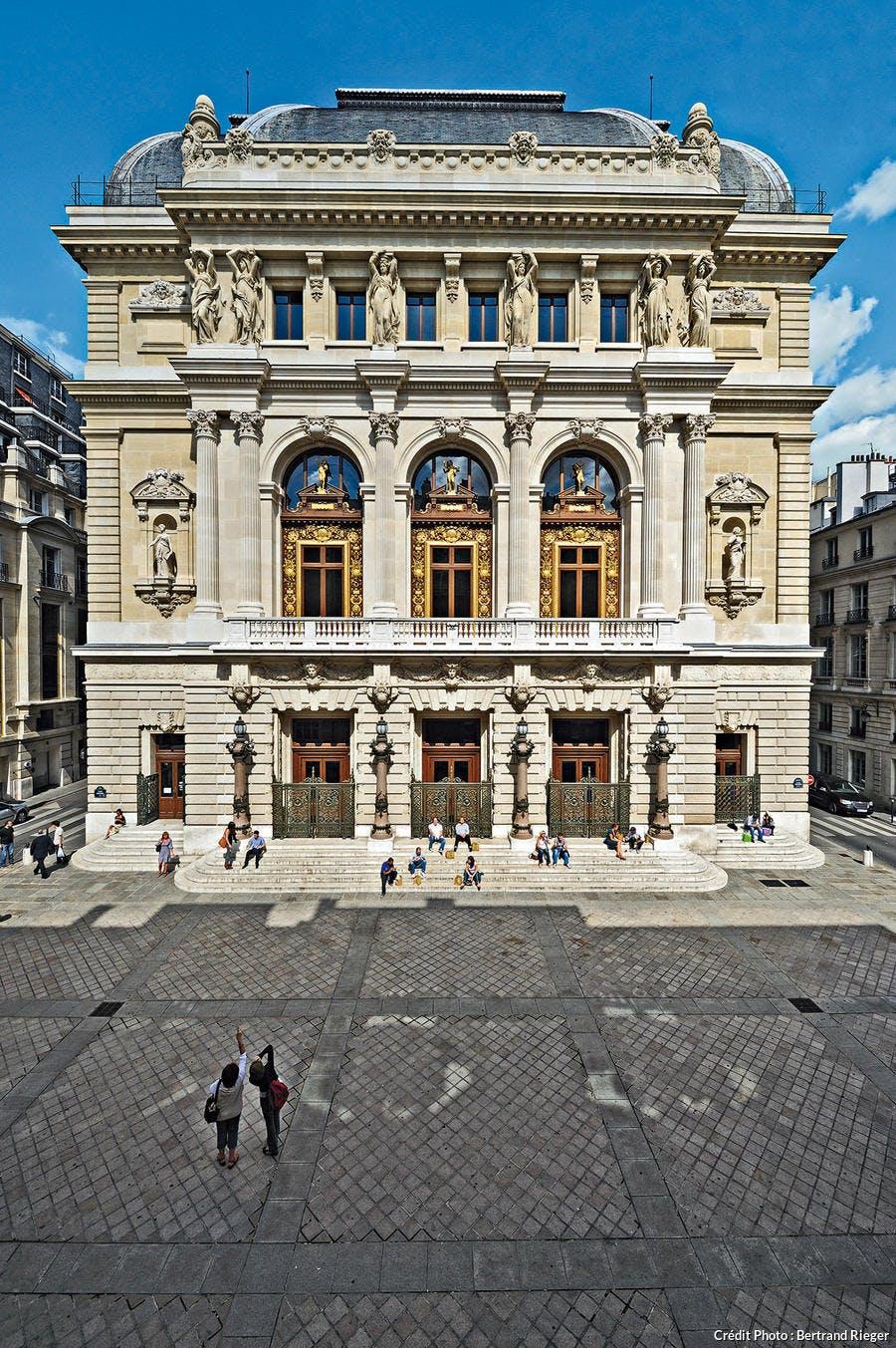 Le théâtre national de l'Opéra-Comique