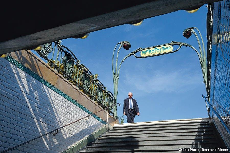 Station de métro Europe